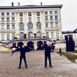 Abschlussfahrt 2019: Schloss Nymphenburg